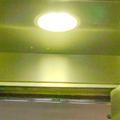 Techos e Iluminación - Ojo de Buey